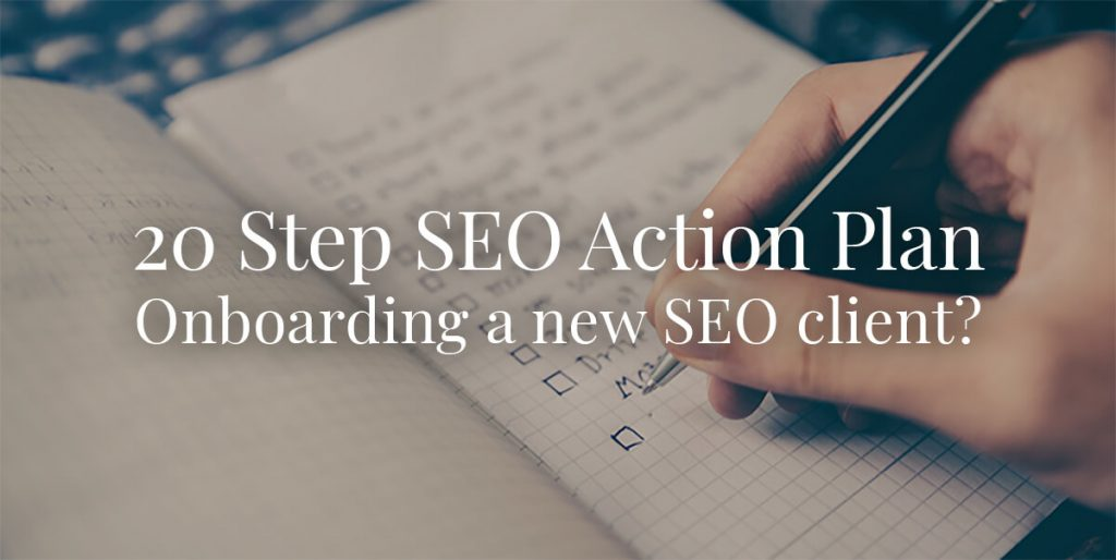 seo action plan
